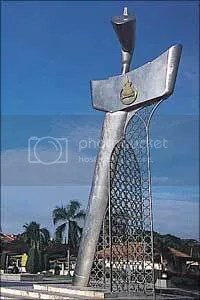 The Keris Monument