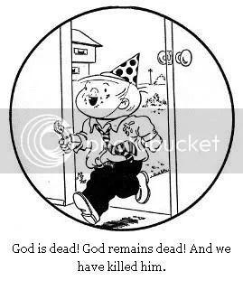 God is Dead!