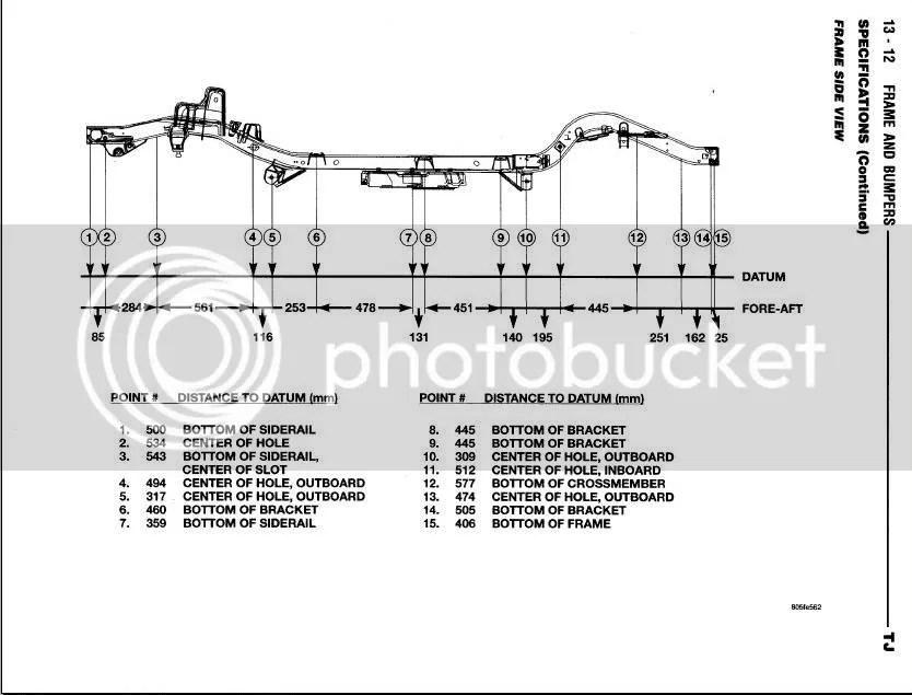 jeep yj frame diagram wiring diagrams lose Tj Wiring Diagram yj frame diagram simple wiring diagram yj frame repair jeep yj frame diagram