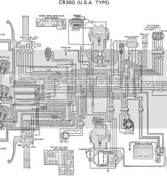 1974 honda xl70 wiring diagram 1974 honda cb175 wiring 1974 honda cb360 wiring diagram honda cb400f wiring diagram [ 1024 x 817 Pixel ]