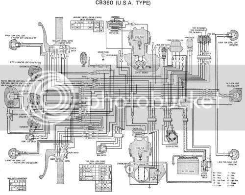 small resolution of 1974 honda xl70 wiring diagram 1974 honda cb175 wiring 1974 honda cb360 wiring diagram honda cb400f wiring diagram