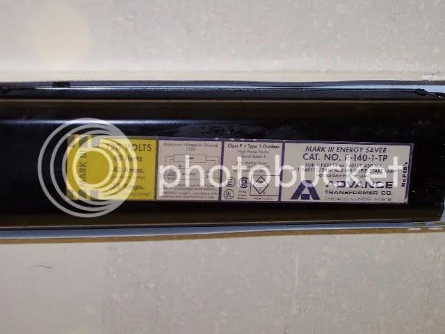 T8 Lamp On T12 Ballast