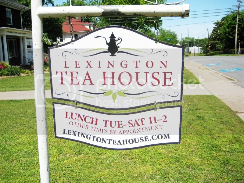 The Lexington Tea House