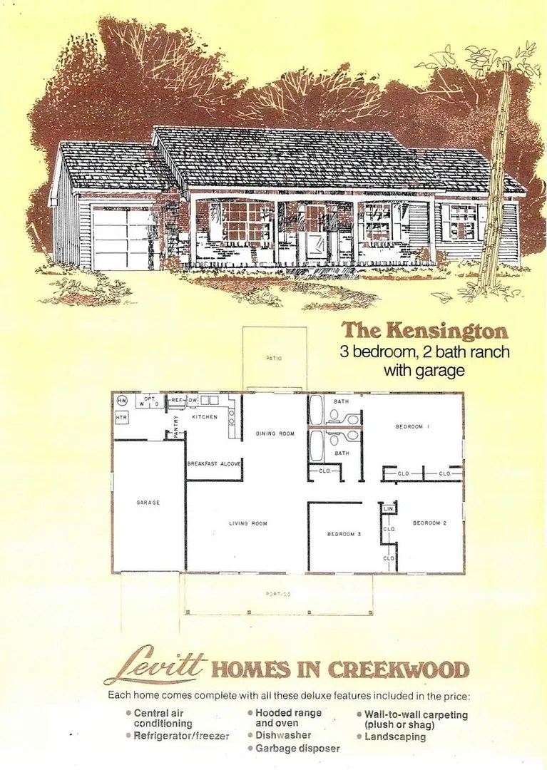Popular Kitchen Floor Plans