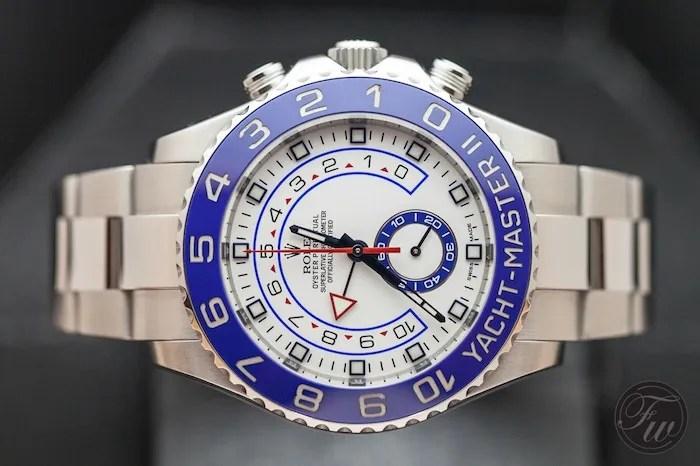 Rolex Yacht-Master II Stainless Steel