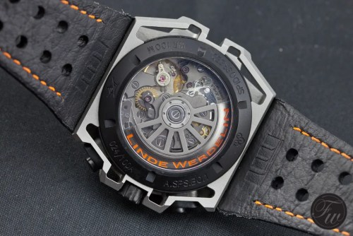 Linde Werdelin SpidoSpeed Black Orange