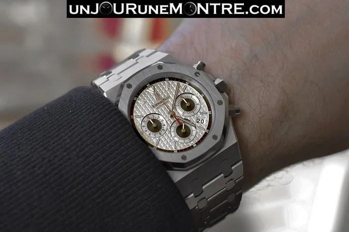 Audemars Piguet Royal Oak Chronograph 26300