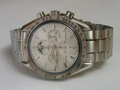 Omega Speedmaster Professional Broad Arrow Moonphase