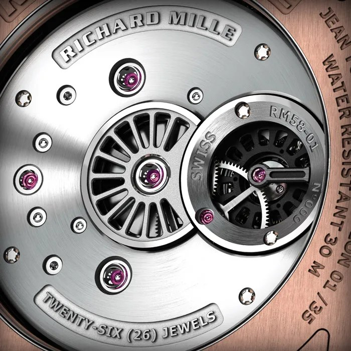 Richard Mille RM58-01