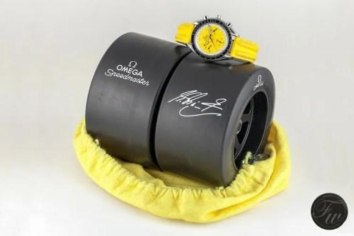 Speedmaster Schumacher Yellow