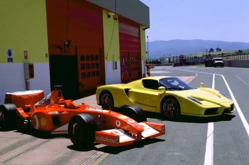 Ferrari F1 & Enzo