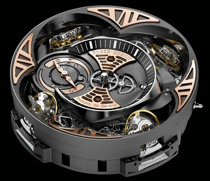 Roger Dubuis Caliber RD101