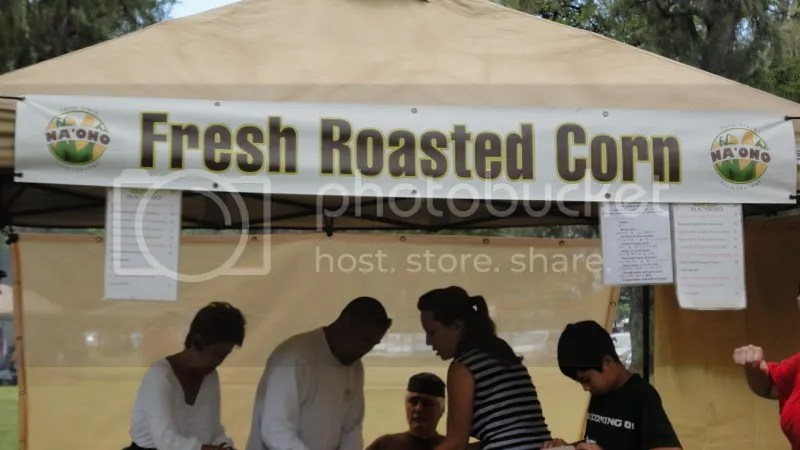 Fresh Roasted Corn