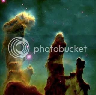 The Eagle Nebulae