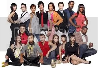 Project Runway S7 cast