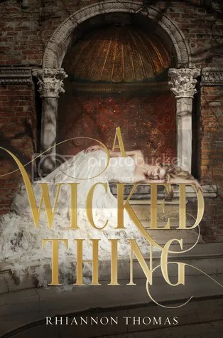 A Wicked Thing book cover