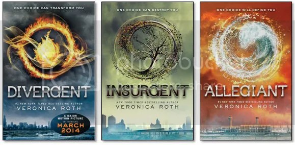 The Divergent Series book cover
