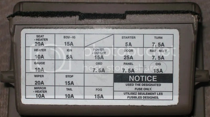 1997 Toyota Camry Electrical Wiring Diagram Radiobuzz48com