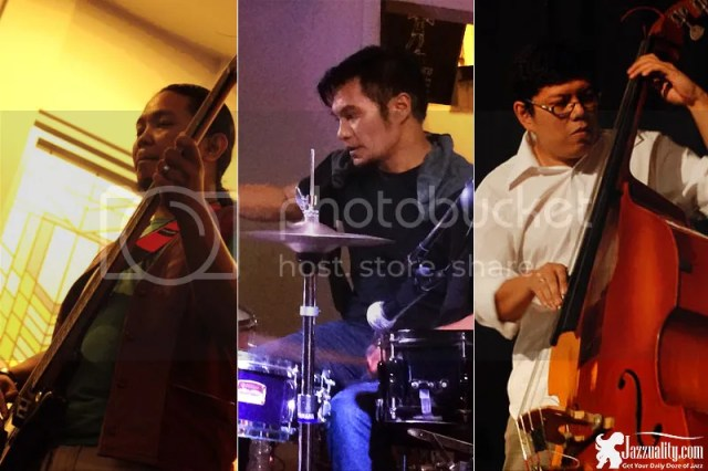 ray-m trio, ray martosono, inang noorsaid, rudy zulkarnaen, projazzion, jazzuality