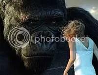 King Kong e Ann