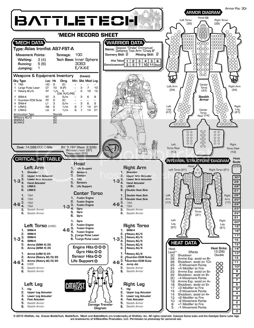 Battletech campaigns & multiplayer (newbies welcome)