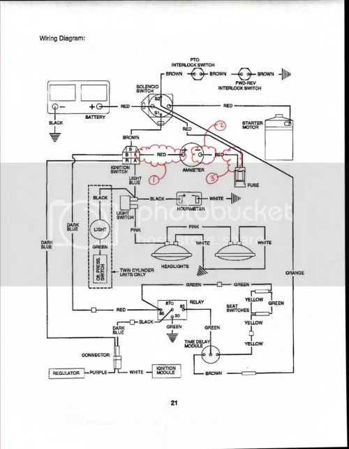 small resolution of gravely 816s wiring diagram