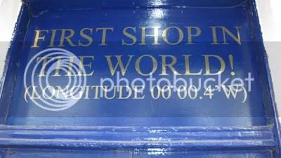 La primera tienda del mundo