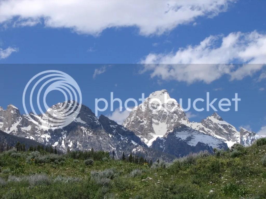 Grand Teton Peaks 3