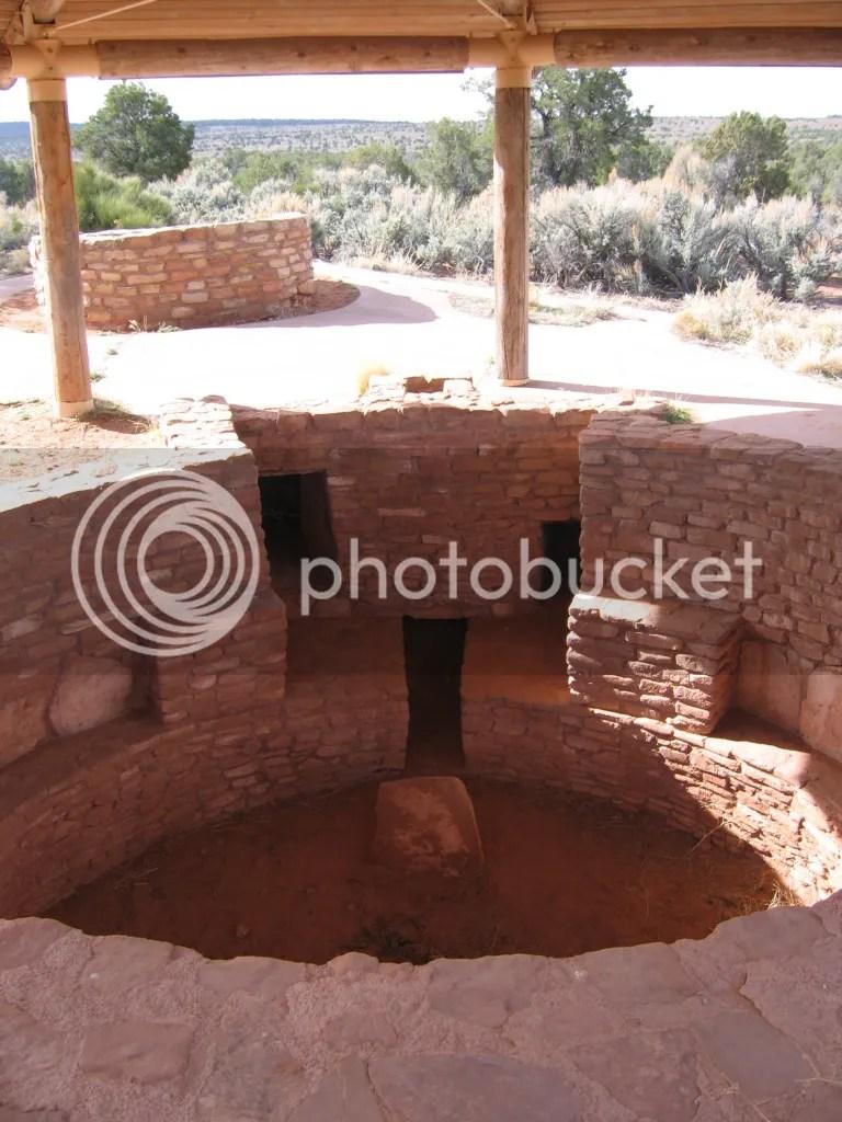Excavated Kiva