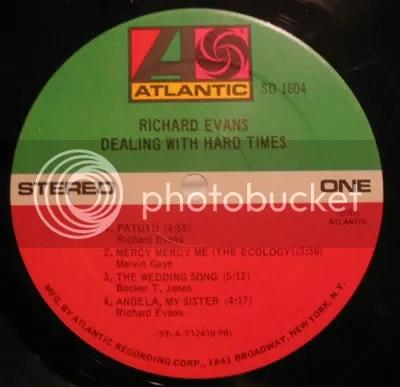 Richard Evans Lp