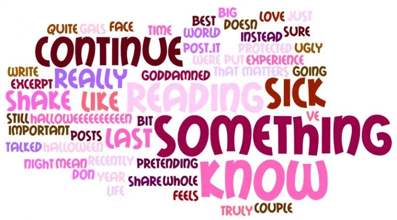 ruby tuesday word cloud