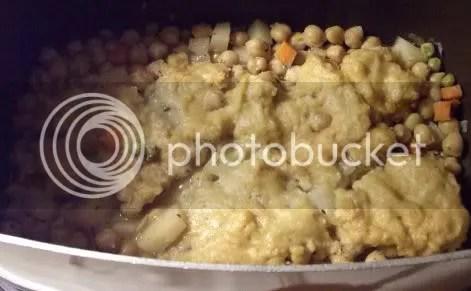 pot pie in slow cooker