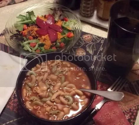 tuscan soup meal  01