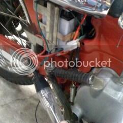 Honda Trail 70 Wiring Diagram Handgun Slide Parts Ct90 Battery Diagram, Honda, Get Free Image About