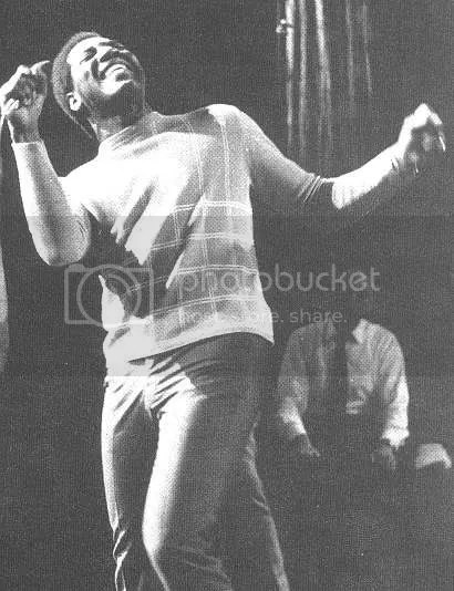 Otis Redding w akcji