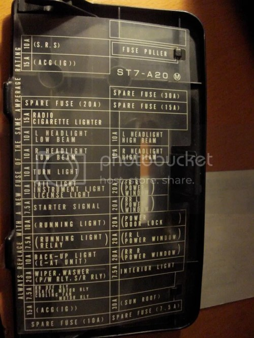 small resolution of fuse box 1994 acura integra wiring diagram sheet 2000 acura integra fuse box 94 acura integra