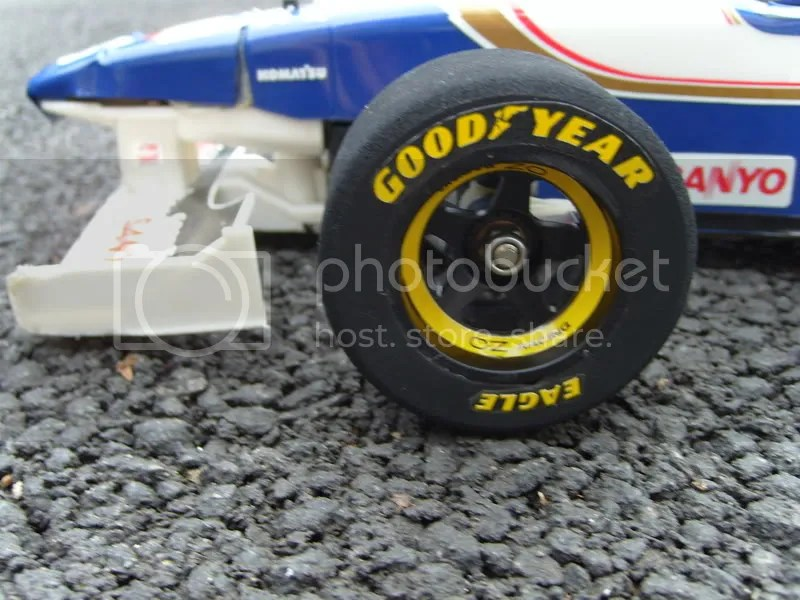 Williams FW18 Wheel