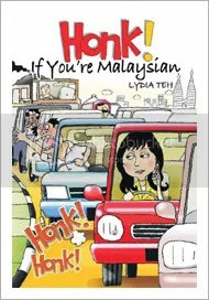 Honk If You're Malaysian book cover.