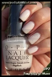 opi time- perfect