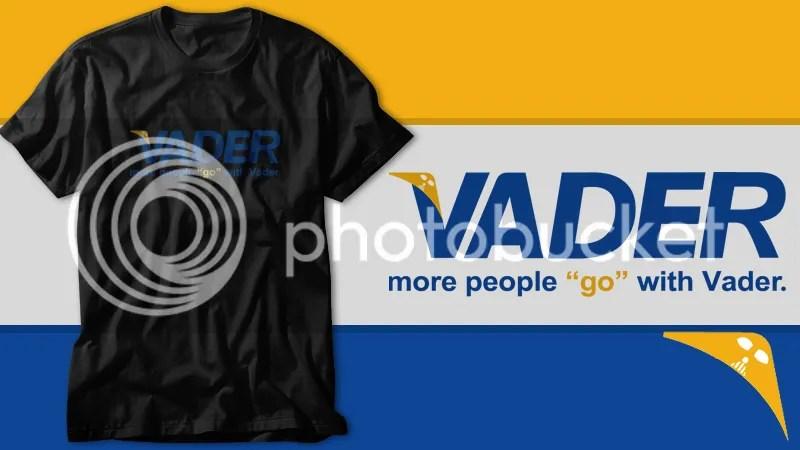 Visa/Vader sub