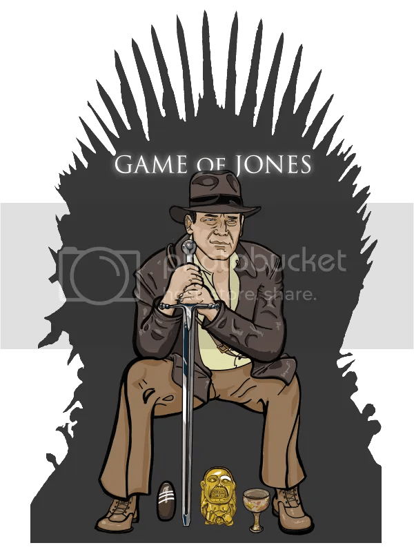 Game of Jones final