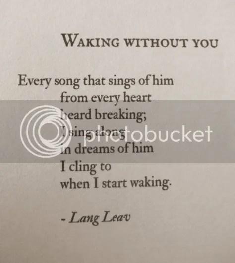 Lang Poetry
