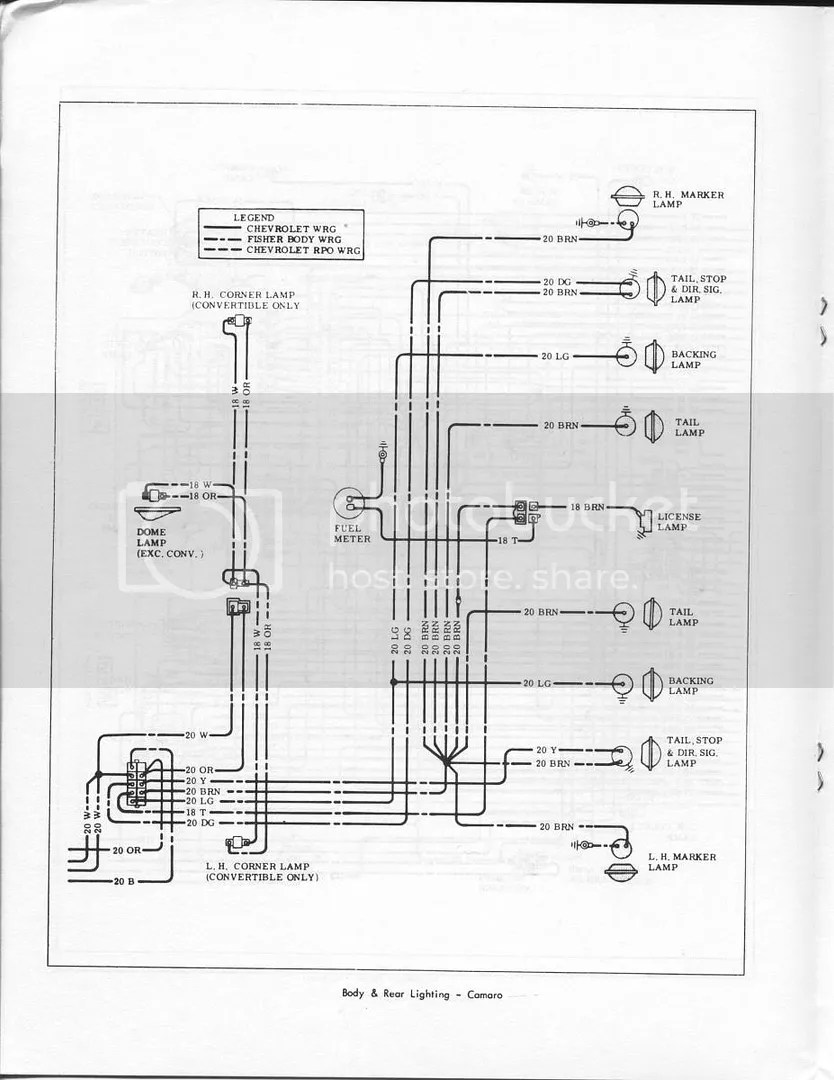 medium resolution of 1968 camaro rs wiring harness diagram wiring diagram blog