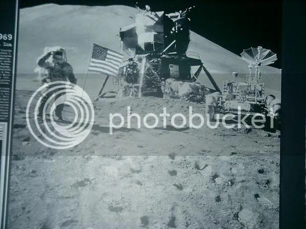 Homem na Lua - 1969