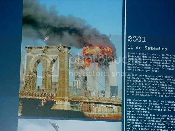 11 de Setembro - 2001