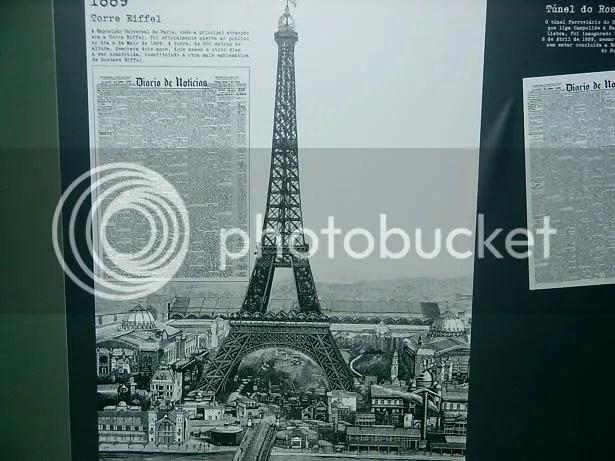 Torre Eiffel - 1889