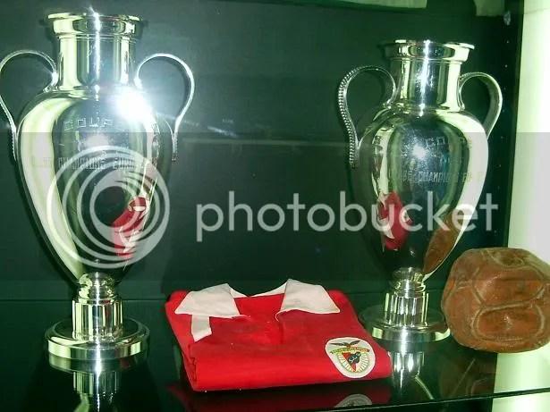 Benfica Bi-Campeão Europeu - 1961-62
