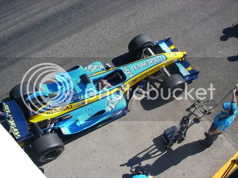 Renault F1 - 2005