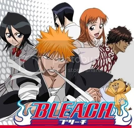 bleach pic