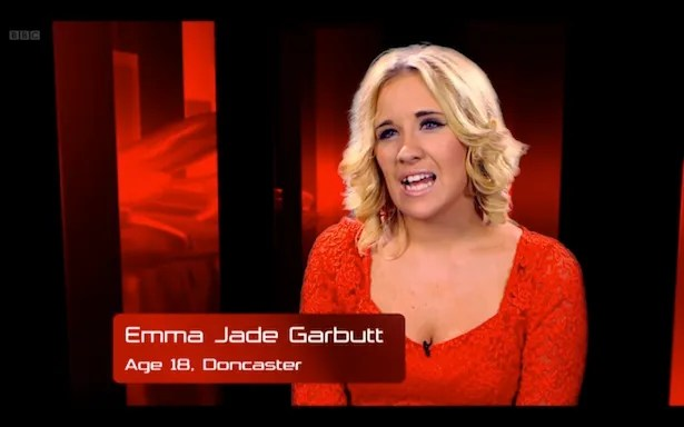 Audition 2: Emma Jade Garbutt